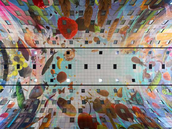 MVRDV ceiling
